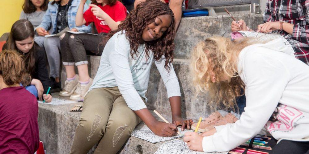 Stadtteilschule Lohbrügge - aus Freude am Lernen