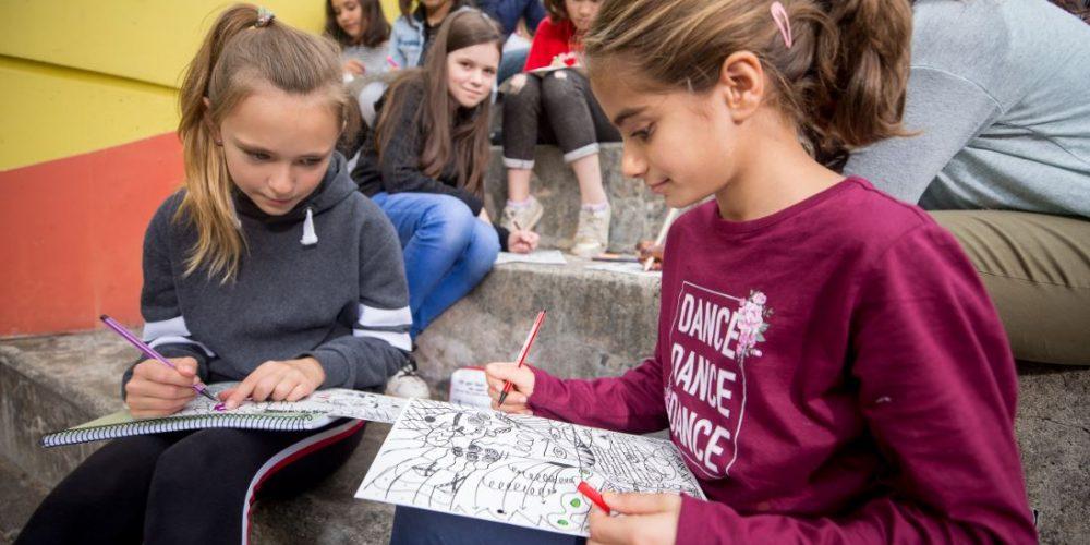 Stadteilschule Lohbrügge – Kunst und Ästhetik