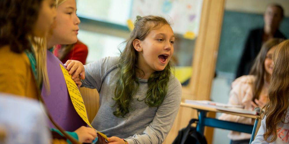 Stadteilschule Lohbrügge – Lernen macht Freude
