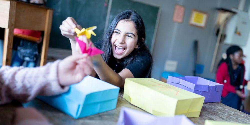 Stadteilschule Lohbrügge – Forschen macht Spaß