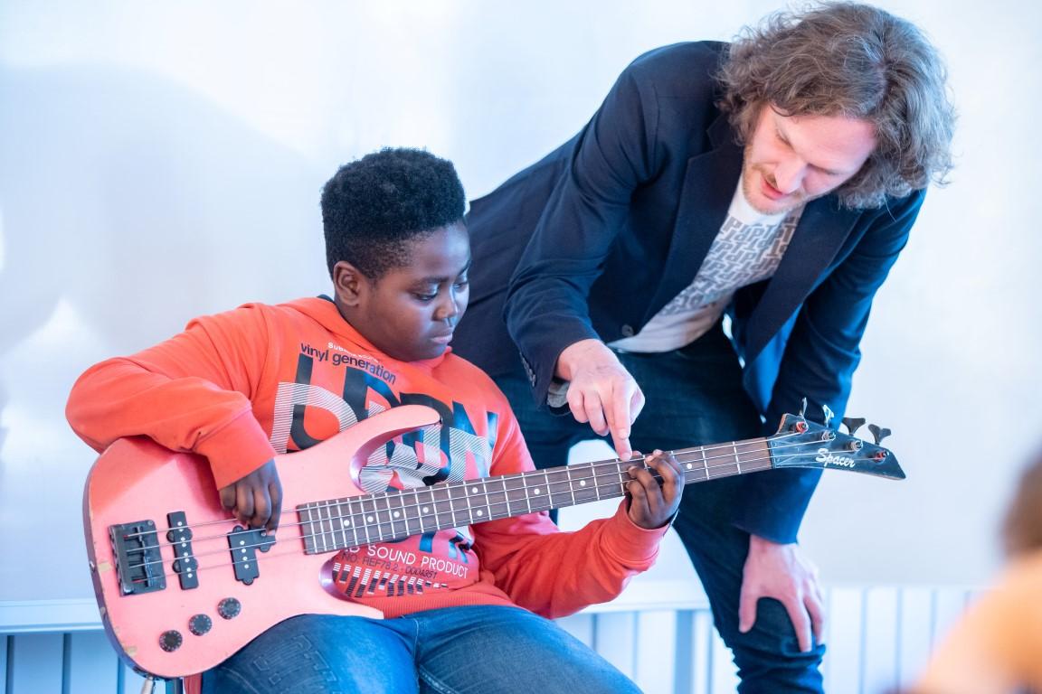 Ein Instrument lernen - Stadtteilschule Lohbrüge