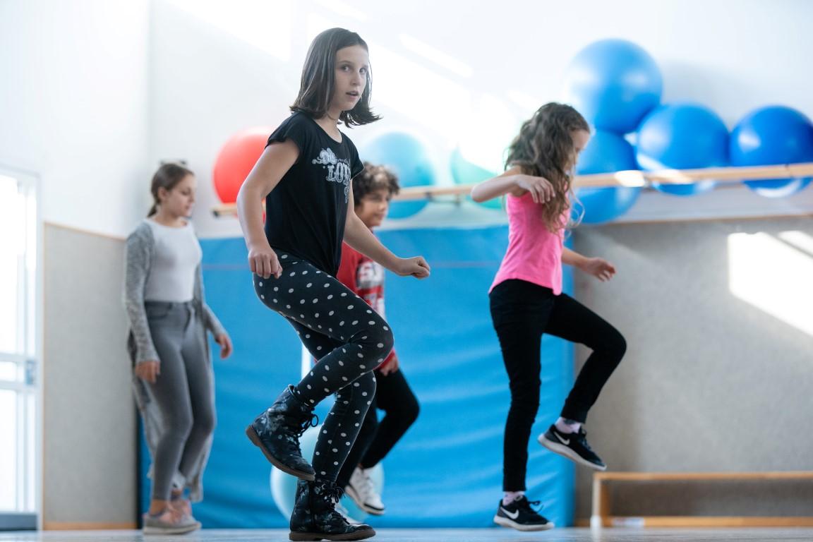 Choreographie - Stadtteilschule Lohbrügge