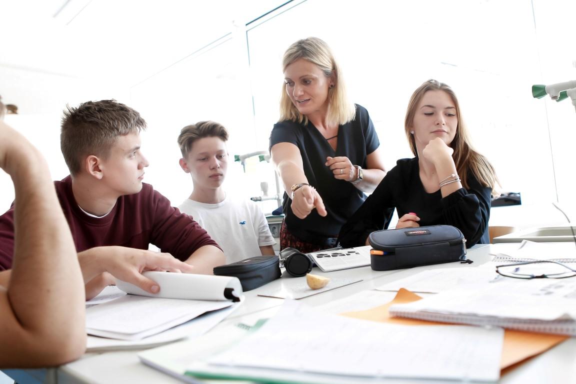 Stadtteilschule-Lohbrügge - Mint-Schule