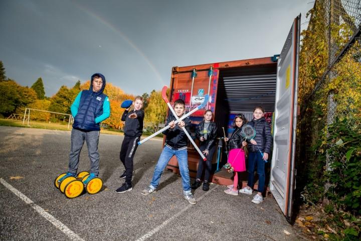 Bewegung macht klug - Stadtteilschule Lohbrügge