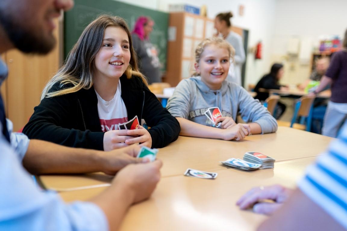 Spielen wirkt - Stadtteilschule Lohbrügge