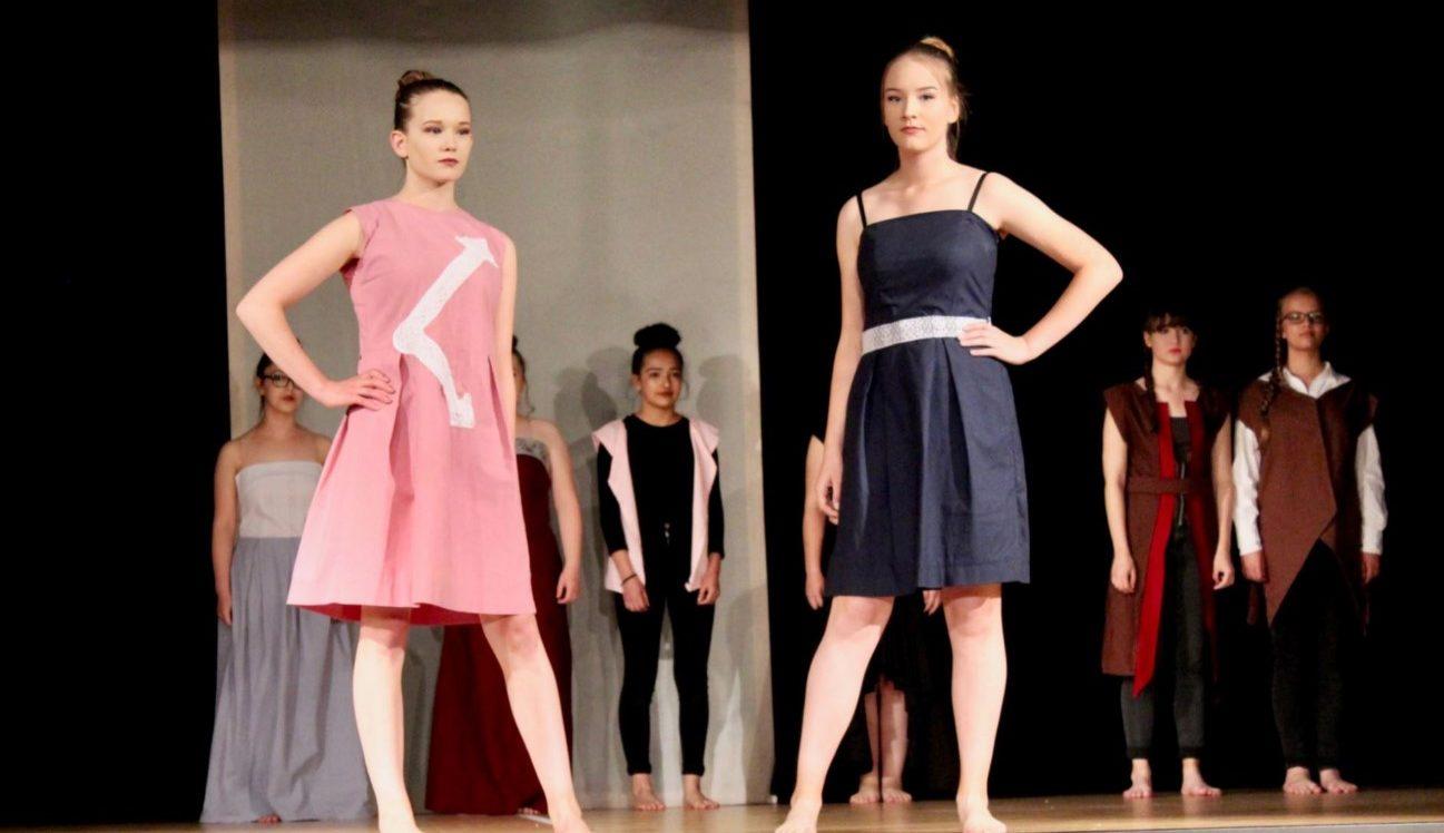 Mode-Design Stadtteilschule Lohbrügge